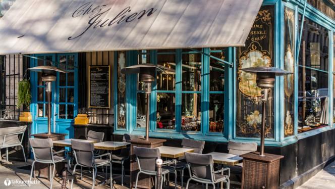 Chez Julien - Restaurant - Paris
