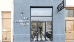 The Burger Shop