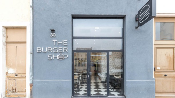The Burger Shop Entrée