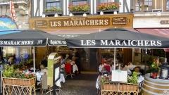 Les Maraichers - Restaurant - Rouen