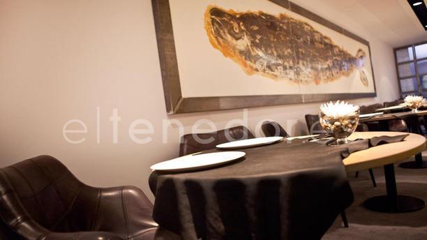 Restaurante sergi arola en madrid chamber opiniones men y precios - Restaurante sergi arola madrid ...