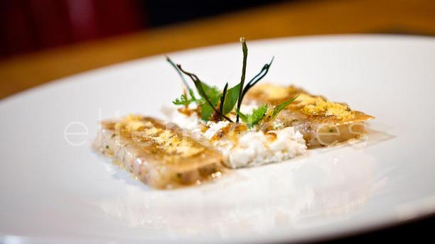Restaurante sergi arola en madrid chamber opiniones - Restaurante de sergi arola ...