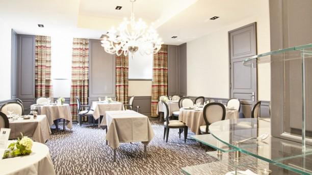 Restaurant Vatel Lyon Vue de la salle