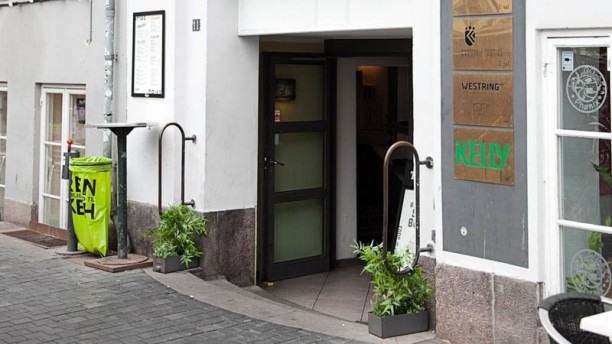 Klaptræet Café & Bar Ingång
