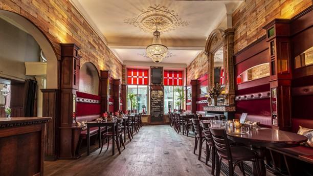 Het Groote Genoegen Bekijk het restaurant van binnen