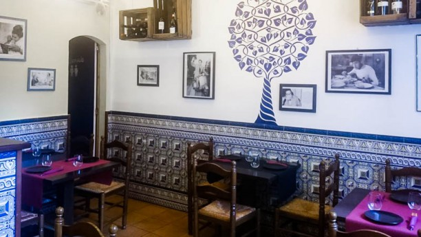 Amici Miei - Taverna Italiana Vista sala