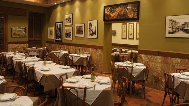 Pizzaria e Cantina Monte Verde - Bom Retiro salao
