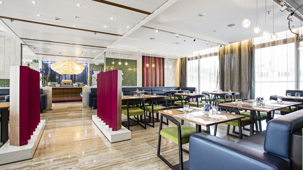 Gavius Restaurant Sala