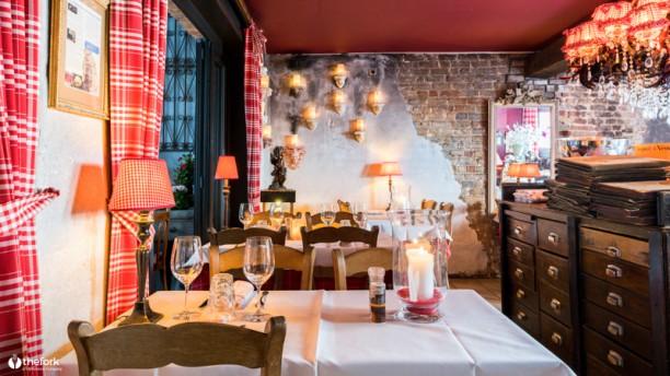 De Vlaamsche Pot Restaurant