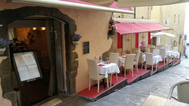Al Brunello Terrasse