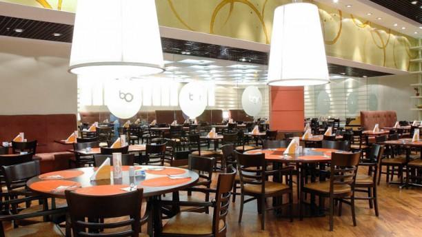 BON Restaurante Vista da sala