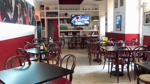 Hall Of Fame sport bistrot, Milano
