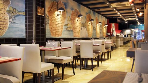 Restaurante napoli prima e dopo en barcelona centro for Avenida diagonal 621