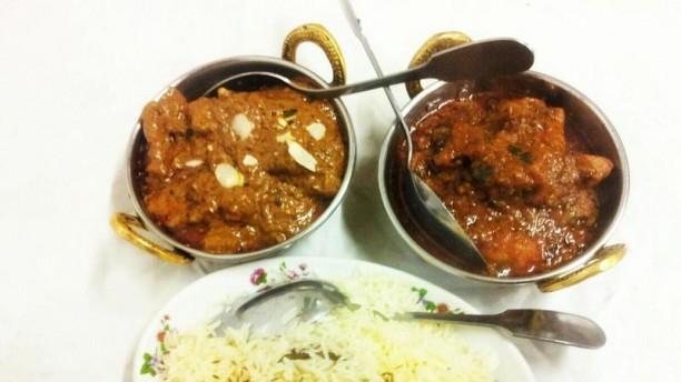 Restaurant Kashmir Nos Plats Avec Riz Basmati