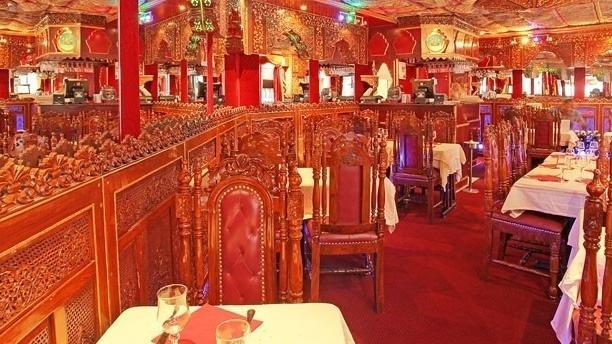 restaurant jaipur paris avis menu et prix. Black Bedroom Furniture Sets. Home Design Ideas