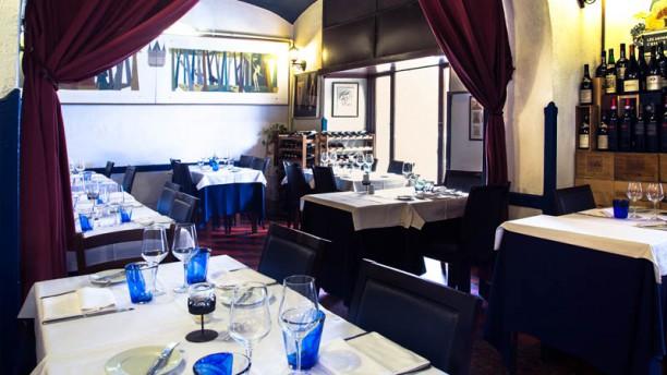 Charly's Sauciere La sala