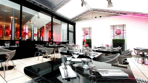Fauchon Le Café terrasse