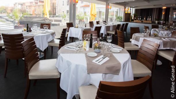 La Table du Lac - Mimozas Resort Salle du restaurant