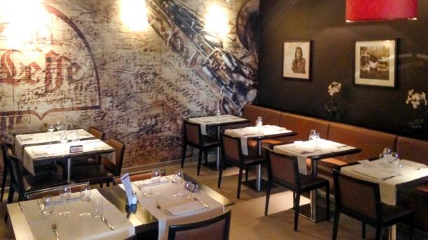 Café des Épices Vue de la salle