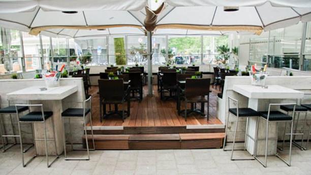 Olympia Kitchen Bar Terras