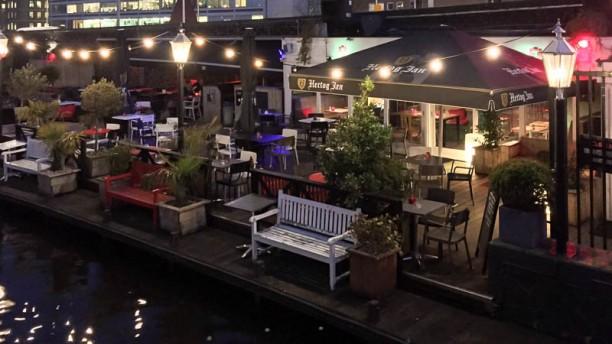 Café-restaurant Amstelhaven Terras