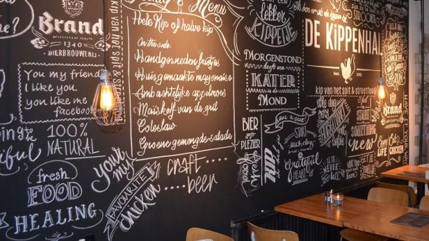 Pluimage Restaurantzaal