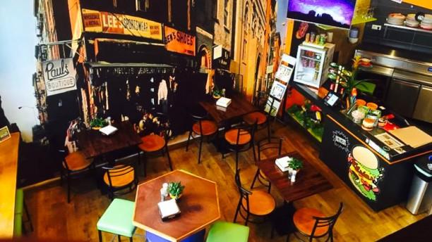 Paul's Boutique Salle du restaurant