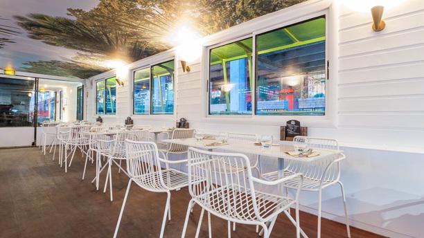 Restaurant Jardin Sauvage A Paris 75013 Place D Italie Quartier