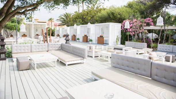 Vambú Vista terraza