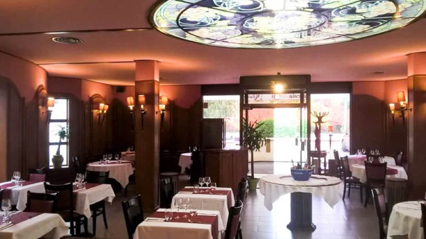 Rajasthan Salon du restaurant