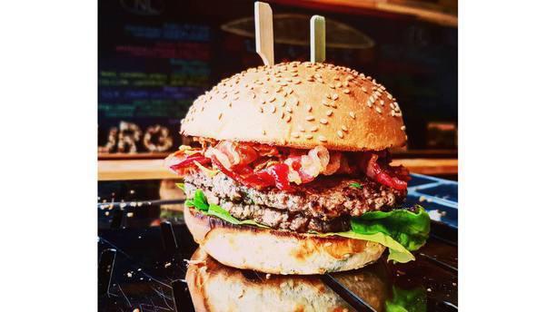 Burgerwood Burger