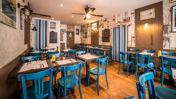 Le Café du Coin Vista sala