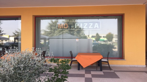 Mo Pizza Esterno