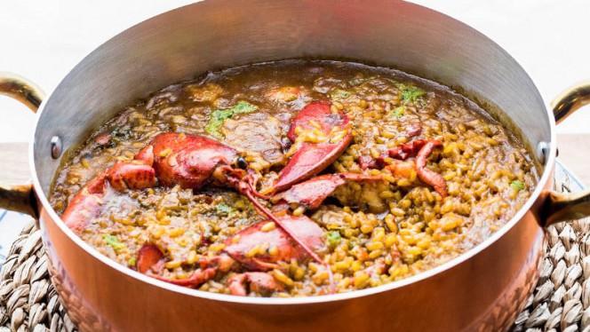 Sugerencia del chef - Martin Betún, Sevilla