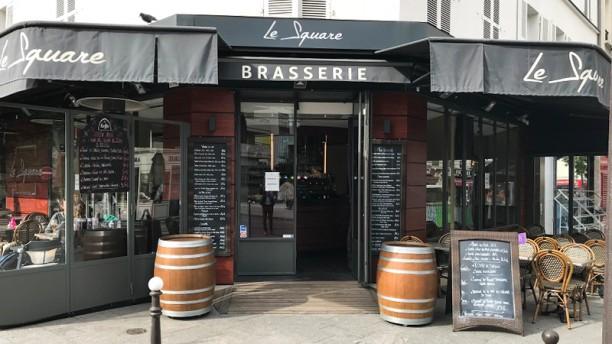 Brasserie Le Square Entrée