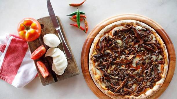 Baco Pizzaria (Asa Norte) Sugestão