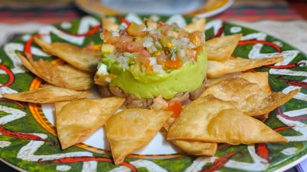 Panxos cantina mexicana Sugerencia del chef