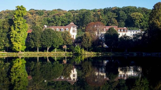 Le Corot - Hôtel Les Étangs de Corot Vue extérieure