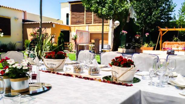 Vara Restaurante & Eventos Vista terraza