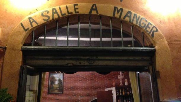 Restaurant la salle manger aix en provence avis for Restaurant salle a manger