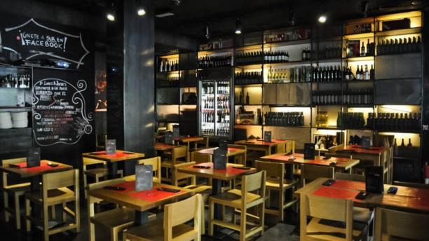 Restaurante sur bar y tapas en sevilla men opiniones - Decorar un bar de tapas ...