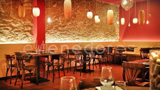 Restaurante tap de suro en barcelona paseo de gracia for Escoles de disseny d interiors a barcelona