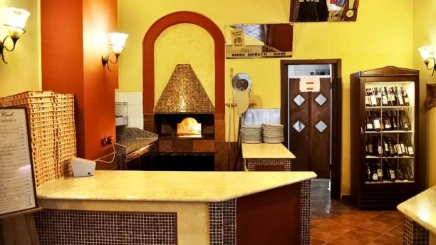 Ristorante Pizzeria San Carlo sala