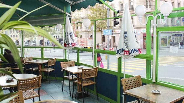 Brasserie-Restaurant Le Vaudois Terrasse