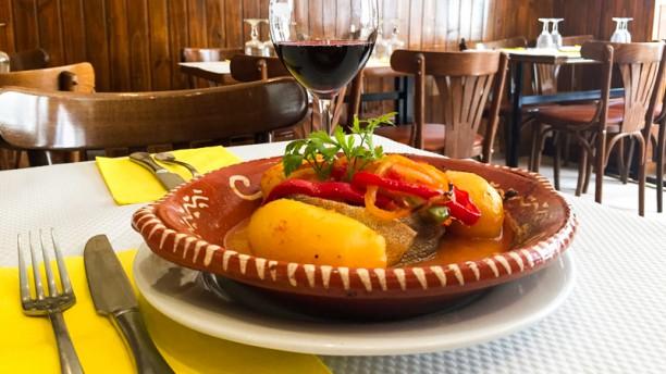 Chez Isa specialité traditionnelle de la cuisine portugaise