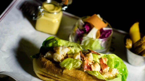 Il Baretto Lobster & Burgers Insalata
