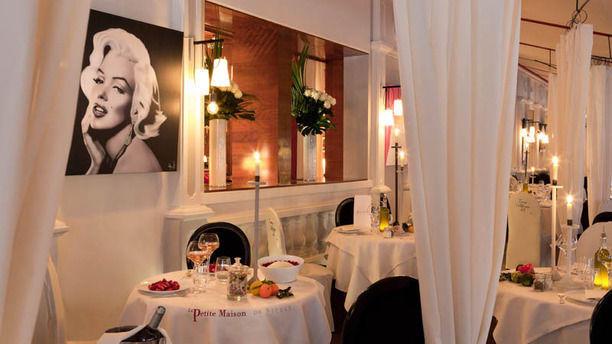 La Petite Maison de Nicole - Hôtel Barrière Le Fouquet's Salle du restaurant