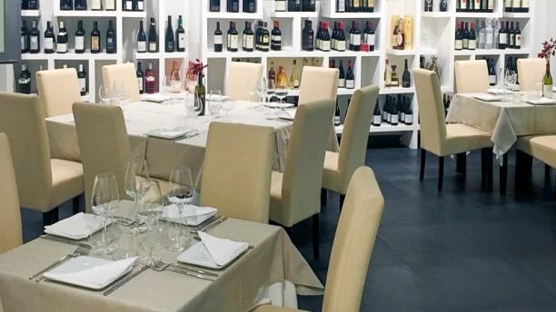 Vinò Art&Gourmet Sala Interna
