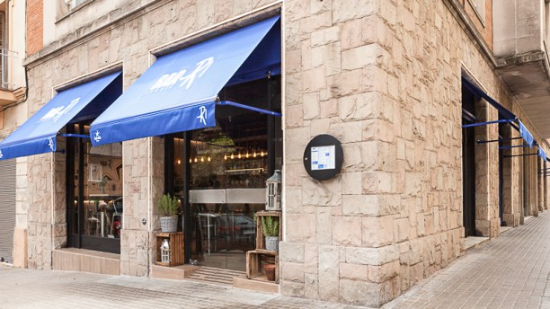 Bar Ri - Sarrià Entrada