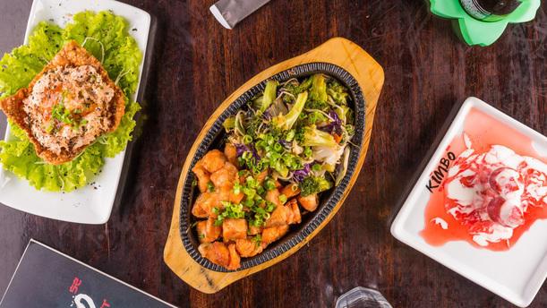 Kimbo Temaki Restaurant Week Delivery